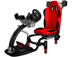 DBOX GPL200 Gaming Chair