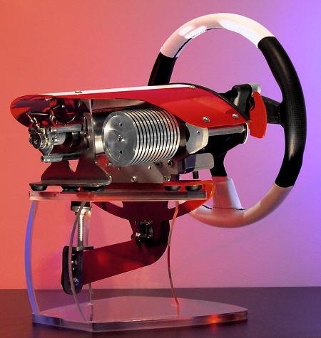 ECCI Trackstar 6000 GTS Wheel