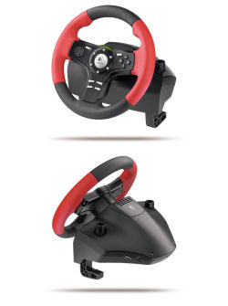 Logitech Formula Force EX PC Steering Wheel
