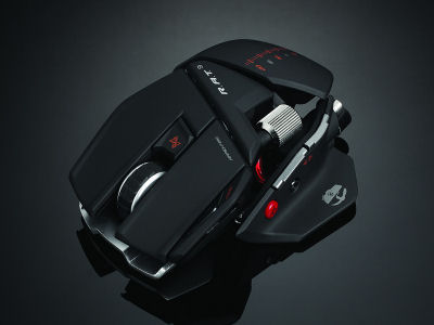 Mad Catz Cyborg R.A.T. Mouse