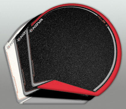 Nova Killer 2 Mousepad In 3 Colours