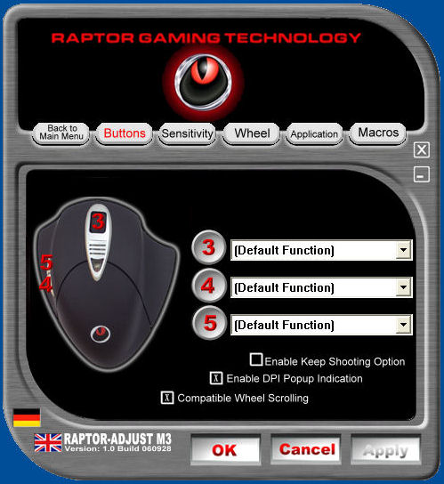 Raptor M3 Mouse Review