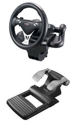 Saitek R660 GT PC Steering Wheel