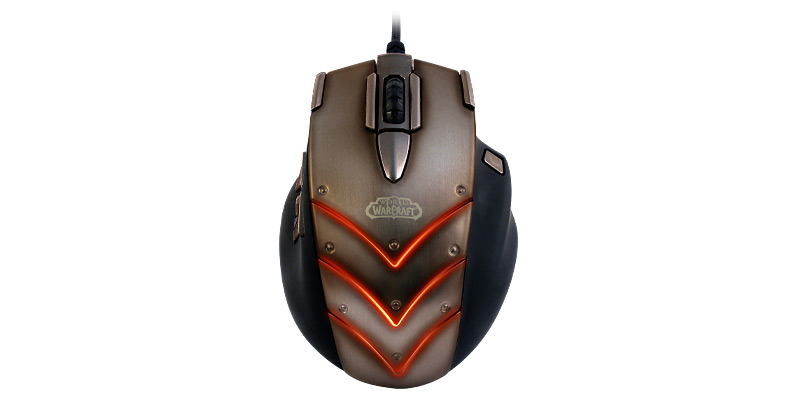 Steelseries World Of Warcraft:Cataclysm Mouse