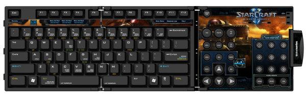 Starcraft 2 Zboard Keyset