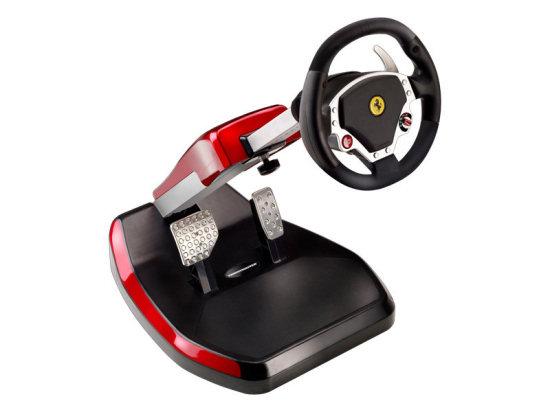 Ferrari GT Cockpit